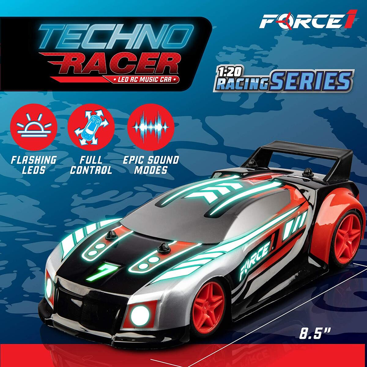 Technoracer- Red