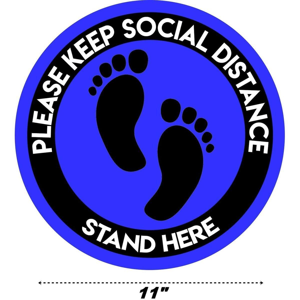 Social Distancing Floor Decals-11