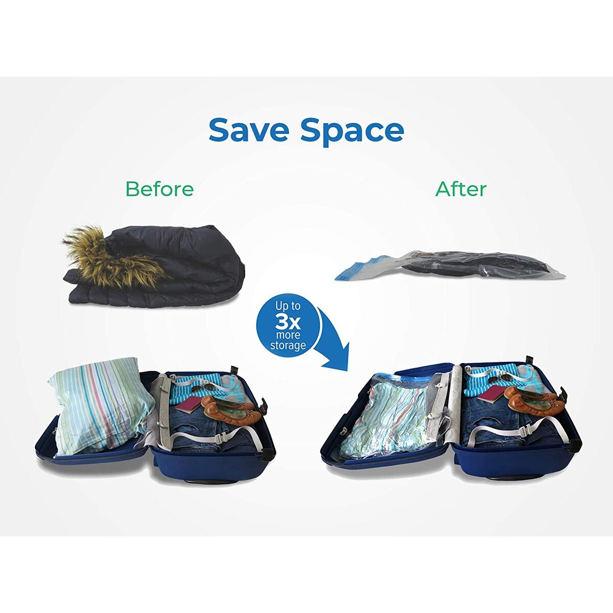 (Travel) Space Saver Bags