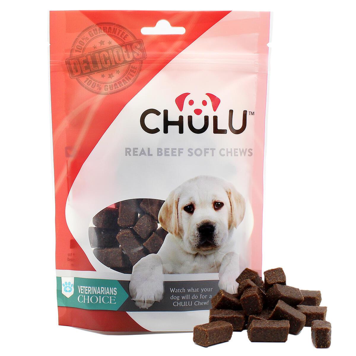Chulu Natural Dog Treats