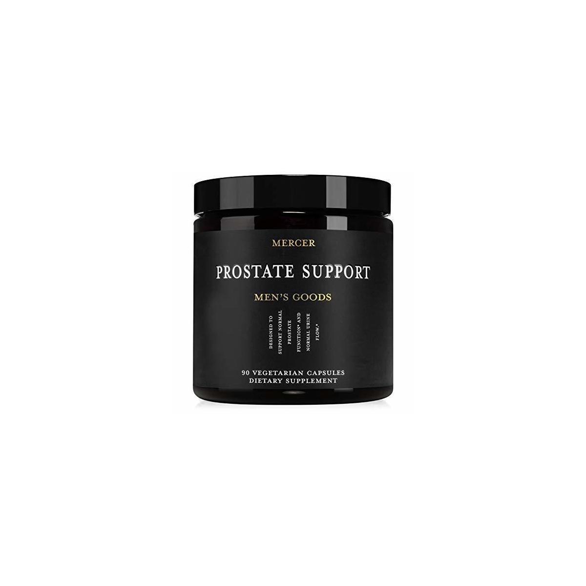 Prostate Health Support by Mercer Men's Goods