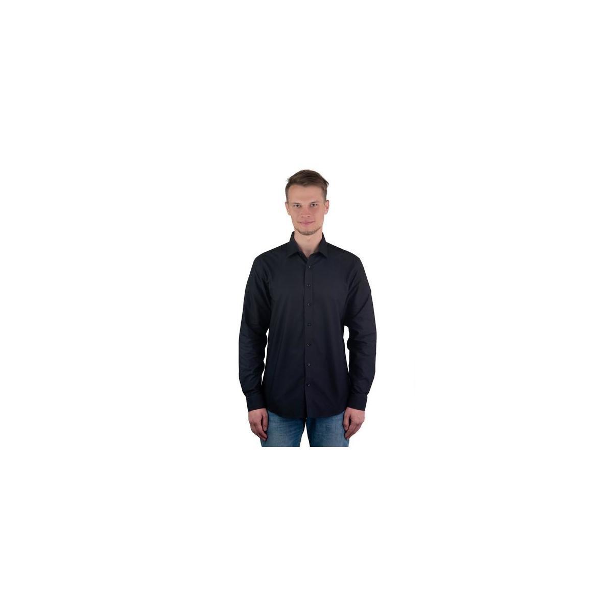 Mens Dress Shirts - Long Sleeve Formal Shirt - Casual Shirt - Oxford 100% Cotton
