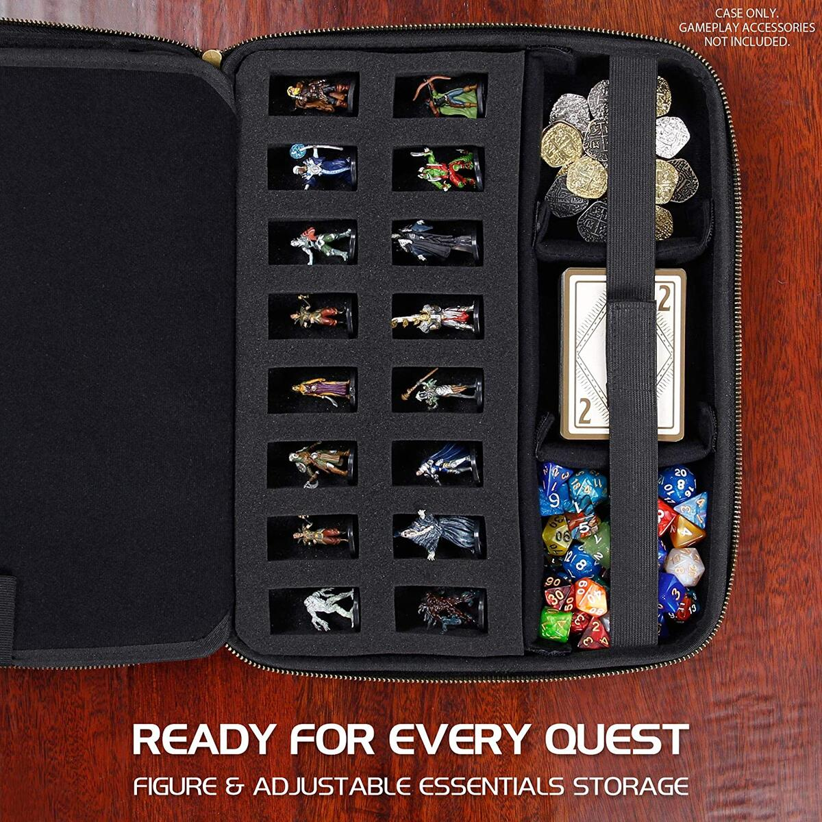 ENHANCE RPG Organizer Case Launch Promo