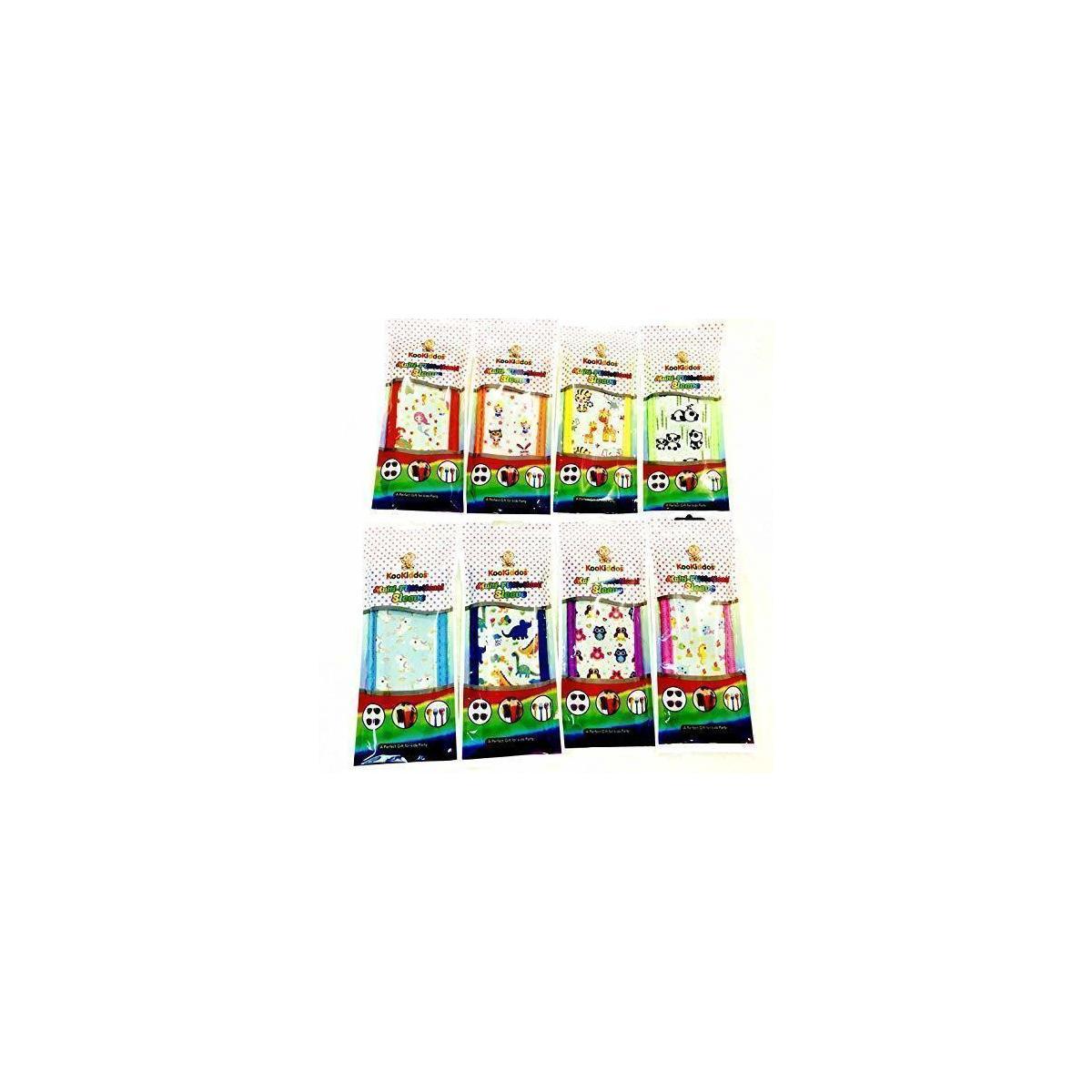 KooKiddos Ice Pop Sleeves, Popsicle Holders For Kids, Reusable Popsicles Covers, Neoprene Storage Popsicle Bags, Freeze Pops Sleeve, Freezer Pops Ice Pops Insulator, Popsicle Holder Pack of 8 Designs
