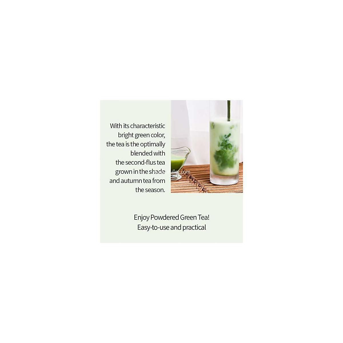 OSULLOC Powder Green Tea 40g